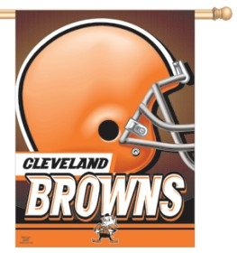 Cleveland Browns Banner 27x37 CASY236
