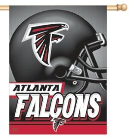 Atlanta Falcons Banner 27x37 CASY244