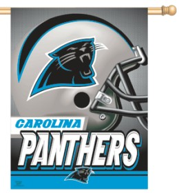 Carolina Panthers Banner 27x37 CASY246