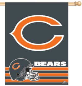 Chicago Bears Banner 27x37 CASY247