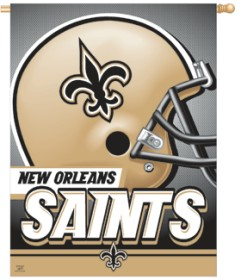 New Orleans Saints Banner 27x37 CASY251
