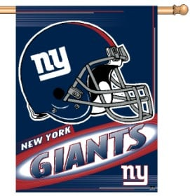 New York Giants Banner 27x37 CASY252
