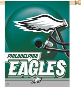 Philadelphia Eagles Banner 27x37 CASY254