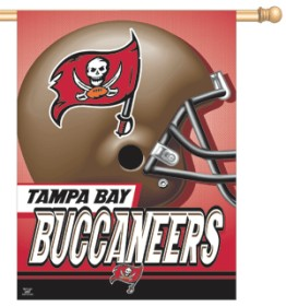 Tampa Bay Buccaneers Banner 27x37 CASY258