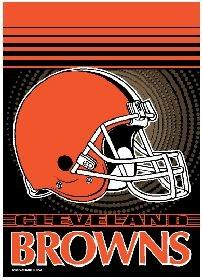 Cleveland Browns Garden Flag 11x15 CASY4286