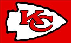 Kansas City Chiefs Flag 3x5