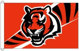 Cincinnati Bengals Flag 3x5 CASY4694