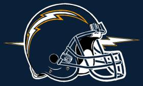 San Diego Chargers Flag 3x5 CASY4700