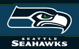 Seattle Seahawks Flag 3x5 CASY4701