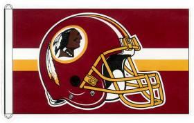 Washington Redskins Flag 3x5
