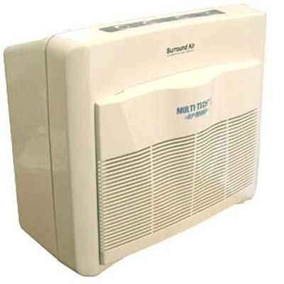 Surround Air MultiTec Ion Air Purifier DHXJ3000D