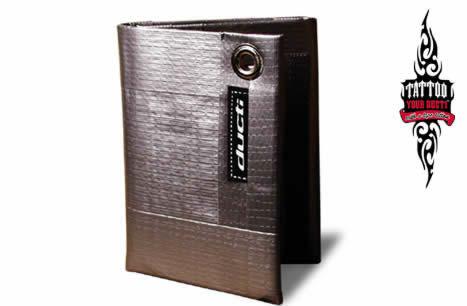 Tri Fold Wallet - Ducti 10104SL Triplett Tri Fold Wallet