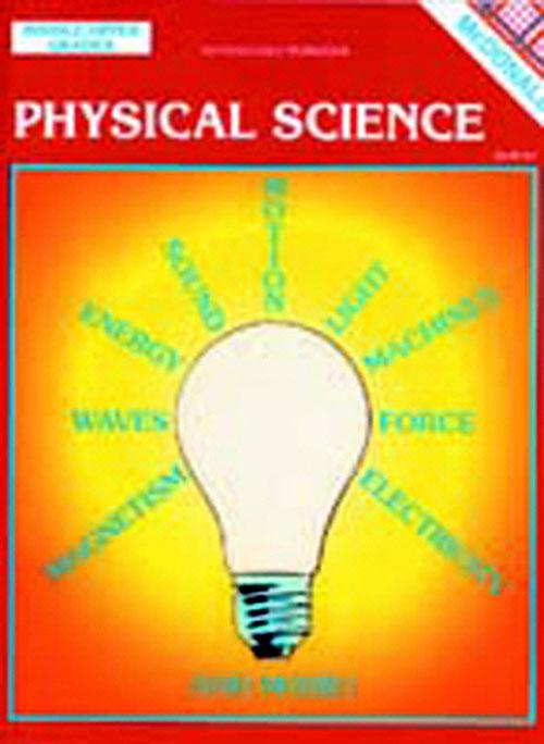 MCDONALD PUBLISHING MC-R767 Physical Science Grade 4-6 EDRE19312
