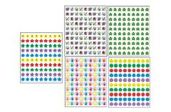 CARSON DELLOSA CD-1046 CHART SEAL PACK