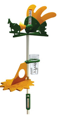 DIDAX DD-8826 UPRIGHT WEATHER STATION