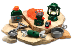 LEARNING RESOURCES LER2653 PRETEND AND PLAY CAMPING SET EDRE21073