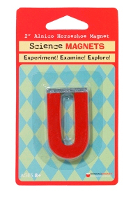 DOWLING MAGNETS DO-731015 MAGNET ALNICO HORSESHOE 2 INCH