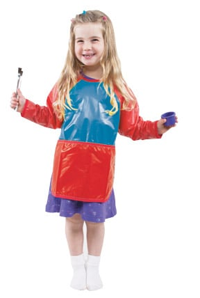 CHILDRENS FACTORY CF-400020 TODDLER SMOCK EDRE22449