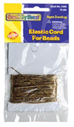 CHENILLE KRAFT COMPANY CK-3566 ELASTIC CORD