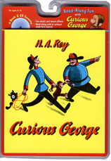 HOUGHTON MIFFLIN HO-618609229 CARRY ALONG BOOK AND CD CURIOUS GEO ge