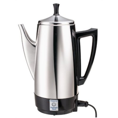 Presto 02811 12-Cup Stainless Steel Coffeemaker OCI4431