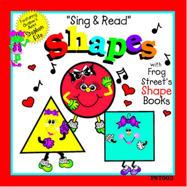 FROG-STREET-PRESS-FST003-THE-SING-READ-SHAPE-COLLECTION-SHAPE-CD