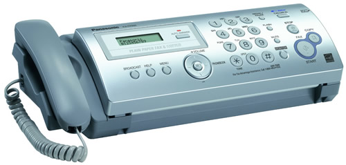 Panasonic KX-FP205 Plain Paper Fax Machine  Copier