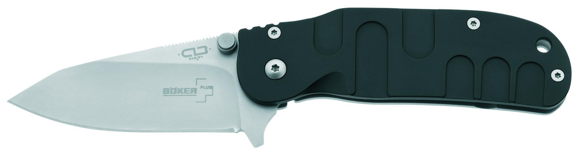 Boker 01BO585 Plus CLB Subcom Hawkbill Framelock Knife