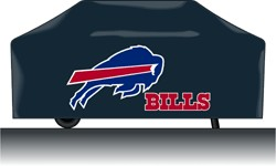Buffalo Bills Grill Cover Deluxe
