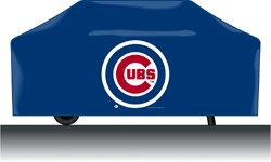 CASEYS Casey 9474635381 Chicago Cubs Deluxe Grill Cover at Sears.com