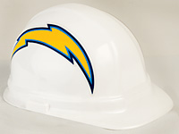 Hard Hat - San Diego Chargers Hard Hat
