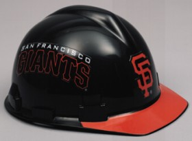 Hard Hat - San Francisco Giants Hard Hat