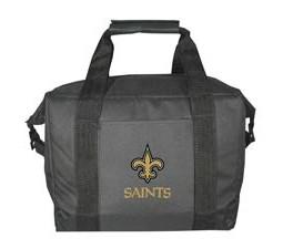 New Orleans Saints 12 Pack Kolder Cooler Bag