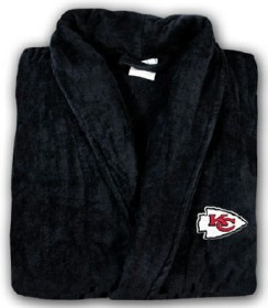 Bath Robe - Kansas City Chiefs Bath Robe