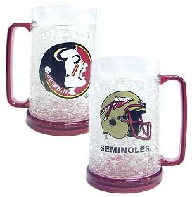 Florida State Seminoles Crystal Freezer Mug