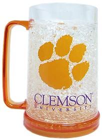 Clemson Tigers Crystal Freezer Mug CASY7417