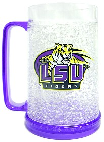 LSU Tigers Crystal Freezer Mug CASY7420