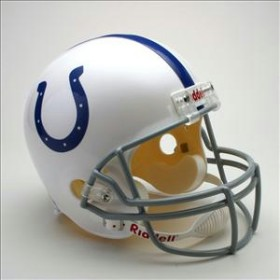 Indianapolis Colts Pro Line Helmet CASY7945