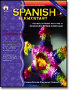 CARSON DELLOSA CD-4300 SPANISH: ELEMENTARY