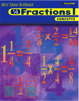 EDUPRESS EP-159 FRACTIONS 1 CONCEPTS