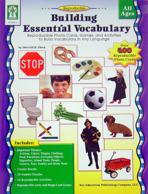 CARSON DELLOSA KE-804012 BUILDING ESSENTIAL VOCABULARY EDRE16680