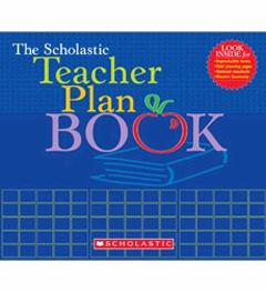 SCHOLASTIC TEACHING RESOURCES SC-0439710561 SCHOLASTIC TEACHER PLAN BOOK REVISION OF SC-043933814X