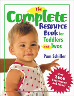 GRYPHON HOUSE GR-16927 THE COMPLETE RESOURCE BOOK FOR TODD LERS AND TWOS
