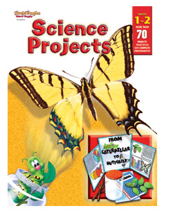 HARCOURT SCHOOL SUPPLY SV-69094 SCIENCE PROJECTS GRADES 1-2 EDRE19646