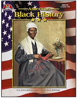 MILLIKEN PUBLISHING M-P3476 AMERICAN BLACK HISTORY