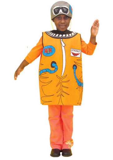 Astronaut Costume - DEXTER EDUCATIONAL TOYS DEX120 ASTRONAUT COSTUME