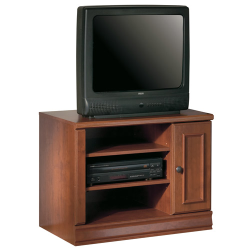 South Shore Vintage Traditional Classic Cherry TV Stand 32 Inch 4368600