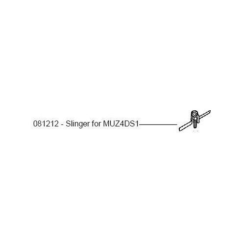 Bosch 081212 Slinger MUZ4DS1