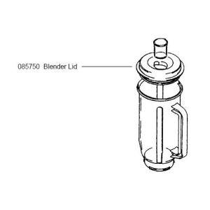 Bosch Blender - Bosch 085750 Blender Lid MUZ6MX2