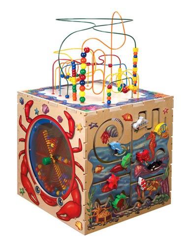 Anatex SPC6004 Sea Life Play Cube